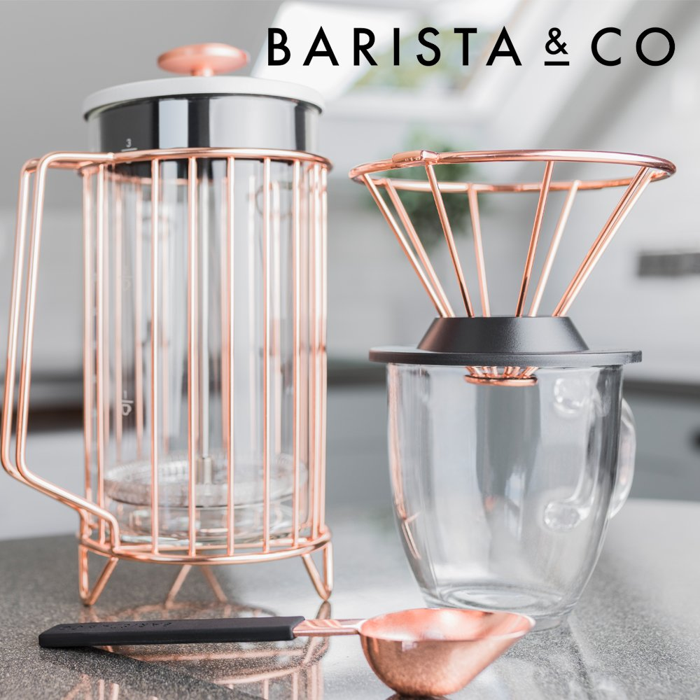 Barista & Co second