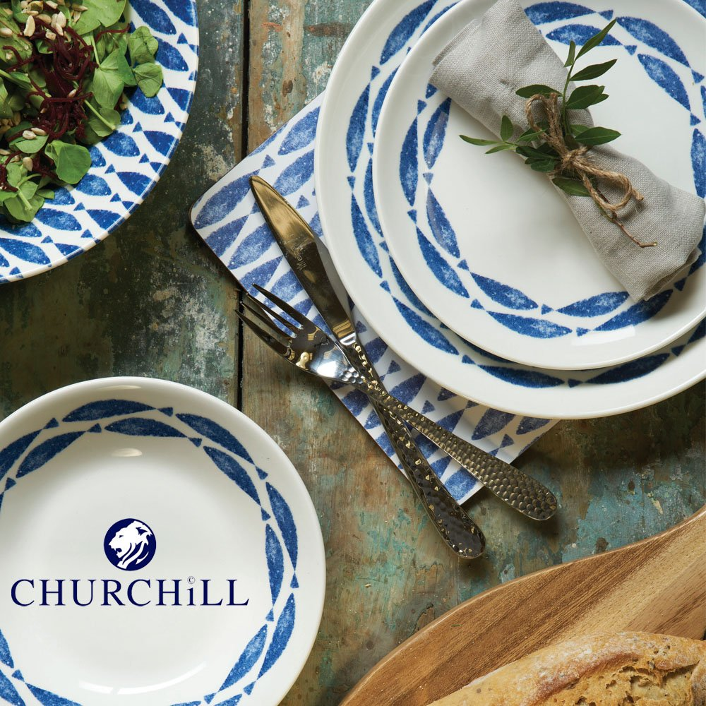 Churchill China second