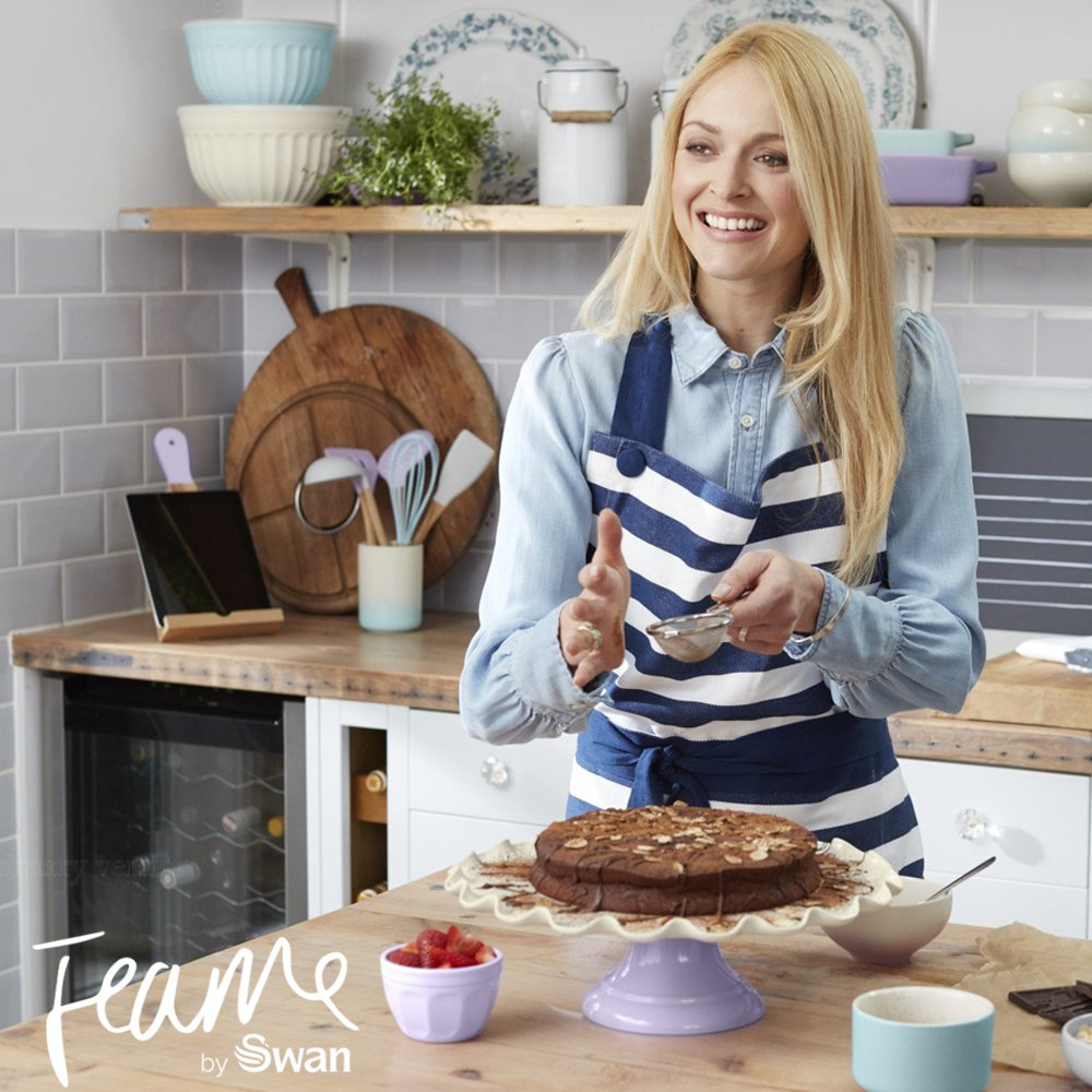 Fearne second