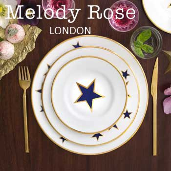 Melody Rose Lucky Stars and logo