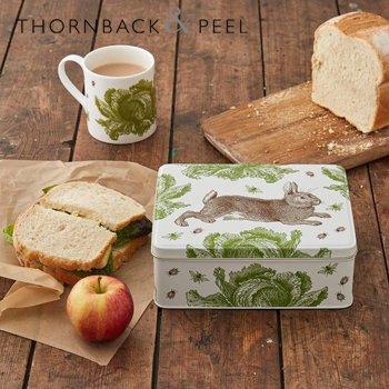 thornback & peel tins