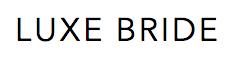 Luxe Bride logo