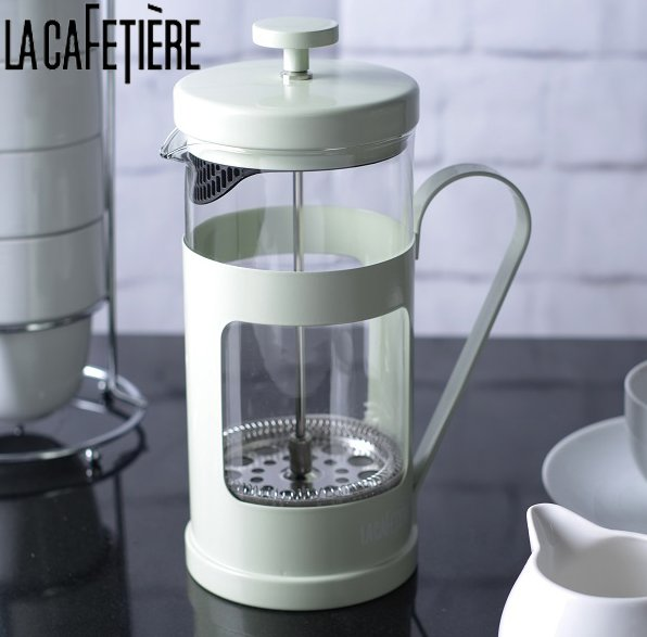 La Cafetière second