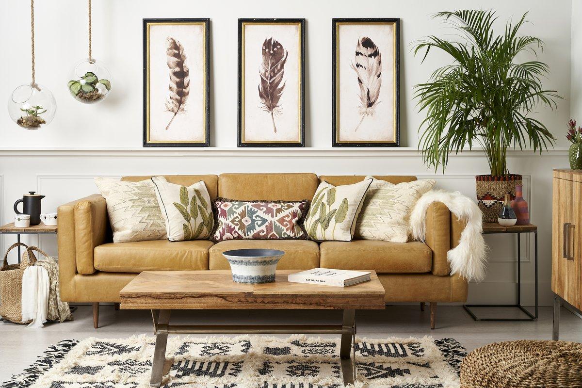 Desert Chic Living Room 2