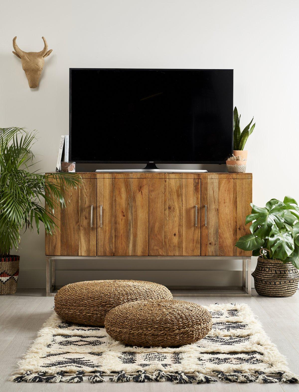 Desert Chic Living Room 4